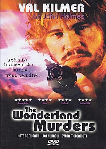 The Wonderland Murders (used)