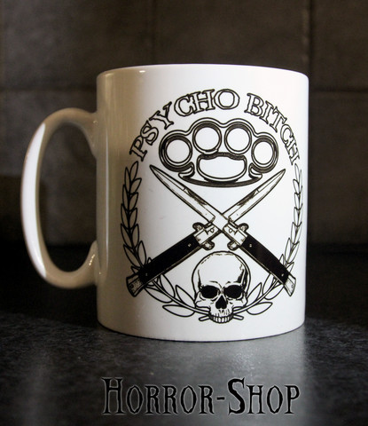 Psycho Bitch Society mug