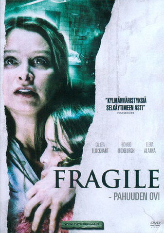 Fragile - Pahuuden Ovi (used)