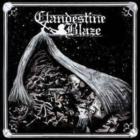 Clandestine Blaze ‎– Tranquility Of Death (CD, New)