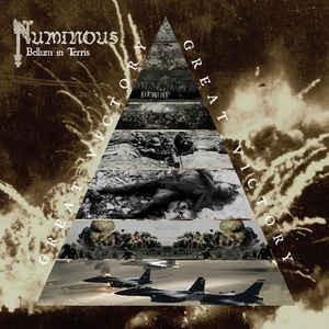 Numinous ‎– Bellum In Terris LP (new)
