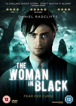 The Woman in Black (used)
