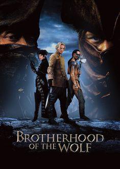 Brotherhood of the Wolf (used)