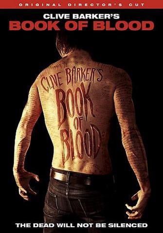 Clive Barkerin veren kirjat (used)