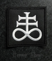 Leviathan cross patch