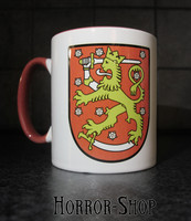 Finnish Lion mug