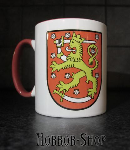 Finnish Lion mug