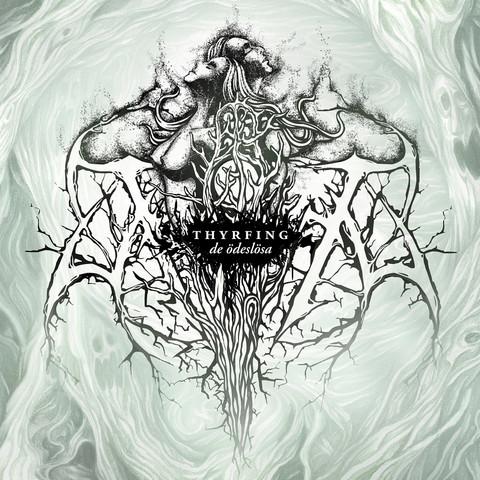 Thyrfing - De ödeslösa (CD, New)