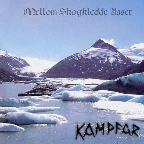Kampfar - Mellom skogklcdde aeser (CD, New)