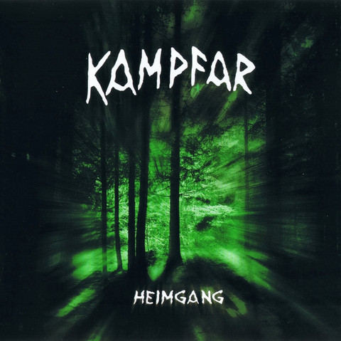 Kampfar - Heimgang (CD, New)