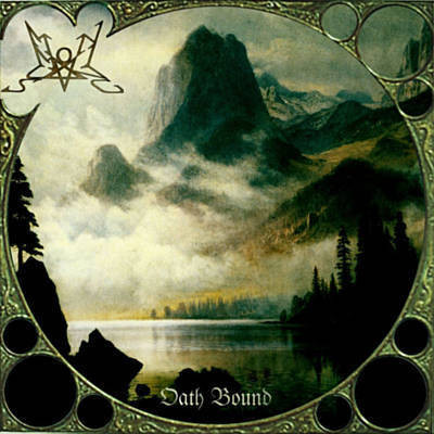 Summoning - Oath bound (CD, Uusi)