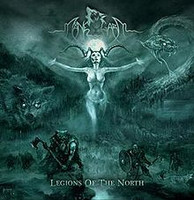 Månegarm - Legions of the north (CD, New)