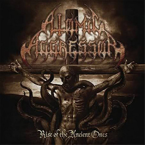 Atomic Aggressor ‎– Rise Of The Ancient Ones LP (new)