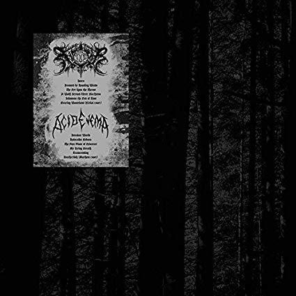 Xasthur / Acid Enema Split LP (new)