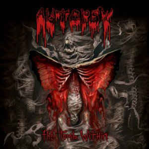 Autopsy  – The Tomb Within (LP, New)