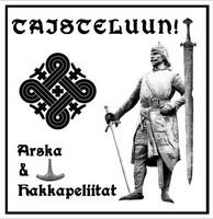 Arska & Hakkapeliitat - Taisteluun! (LP, Uusi)