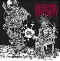Backyard Mortuary ‎– Lure Of The Occult LP (uusi)