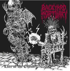 Backyard Mortuary ‎– Lure Of The Occult LP (new)