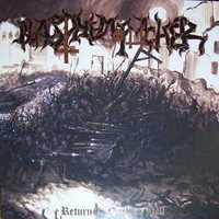 Blasphemophagher ‎– Return To Nuclear Hell LP (uusi)