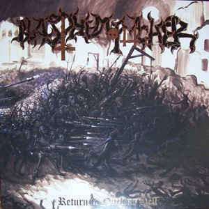Blasphemophagher ‎– Return To Nuclear Hell LP (new)