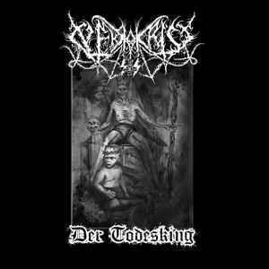 Nekrokrist SS - Der Todesking (LP, New)