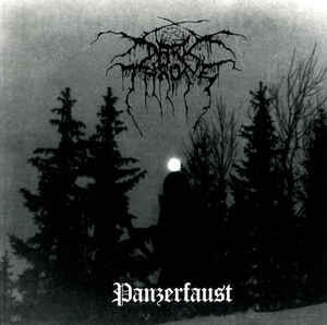 Darkthrone ‎– Panzerfaust (LP, New)