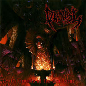 Denial ‎- Catacombs Of The Grotesque (LP, New)