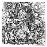 Horned Almighty – The Devils Music, Songs Of Death And Damnation (LP, Uusi)