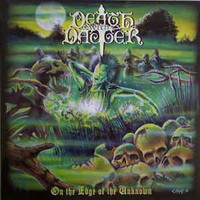 Death With A Dagger ‎– On The Edge Of The Unknown LP (uusi)