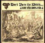 Various ‎– Don't Burn The Witch... - Heavy Speed Compilation LP 10'' (new)