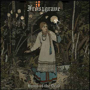 Frostgrave ‎– Hymn Of The Dead (LP, New)