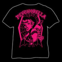 Psychobella T-shirt & ladyFit