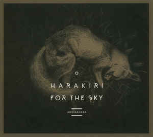 Harakiri For The Sky ‎– Aokigahara LP (2x Vinyl) (uusi)