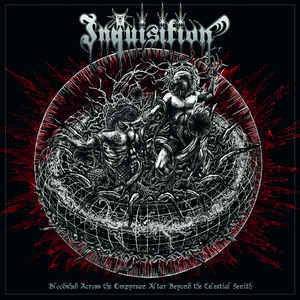 Inquisition ‎– Bloodshed Across The Empyrean Altar Beyond The Celestial Zenith LP (new)