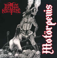Impaled Nazarene ‎– Motörpenis (LP, New)