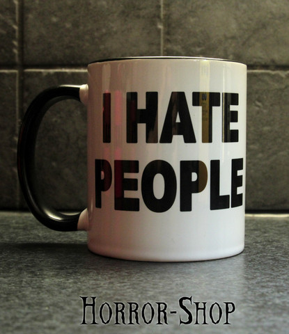 I hate people -muki