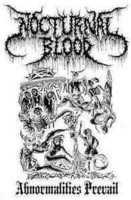 Nocturnal Blood ‎– Abnormalities Prevail (LP, New)