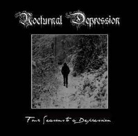 Nocturnal Depression ‎– Four Seasons To A Depression (LP, Uusi)