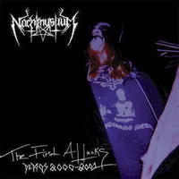 Nachtmystium ‎– First Attacks: Demos 2000 - 2001 LP (uusi)