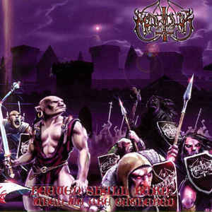 Marduk ‎– Heaven Shall Burn... When We Are Gathered LP (new)