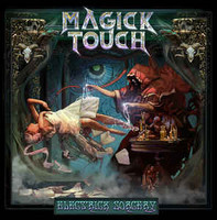 Magick Touch ‎– Electric Sorcery (LP, Uusi)
