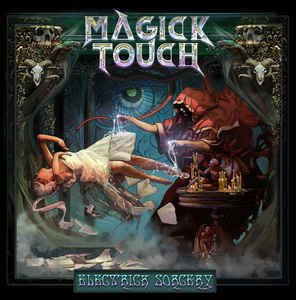 Magick Touch ‎– Electric Sorcery LP (new)