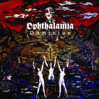 Ophthalamia ‎– Dominion (2 x LP, Uusi)
