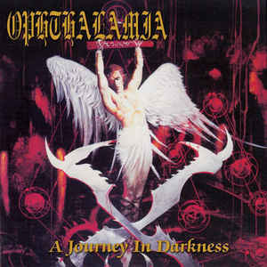 Ophthalamia ‎– A Journey In Darkness LP (uusi)