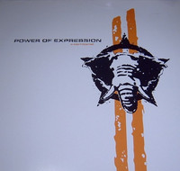 Power Of Expression ‎– X-Territorial (LP, Uusi)