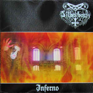 Silberbach ‎– Inferno LP (new)