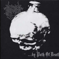 Sigillum Diaboli / Storming Darkness ‎– ... By Path Of Death (LP, Uusi)