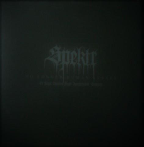 Spektr – Et Fugit Interea Fugit Irreparabile Tempus (LP, New)