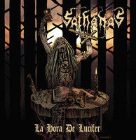 Sathanas ‎– La Hora De Lucifer (LP, New)