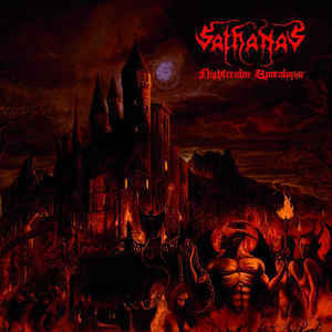 Sathanas ‎– Nightrealm Apocalypse LP (new)